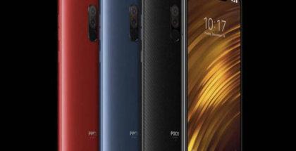 Foto de PocoPhone F1 con caracteristicas gama alta