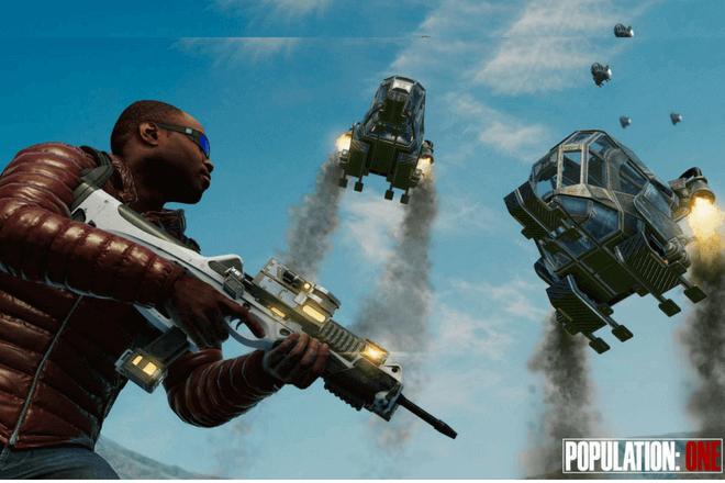 Population one: El Fortnite de la realidad virtual