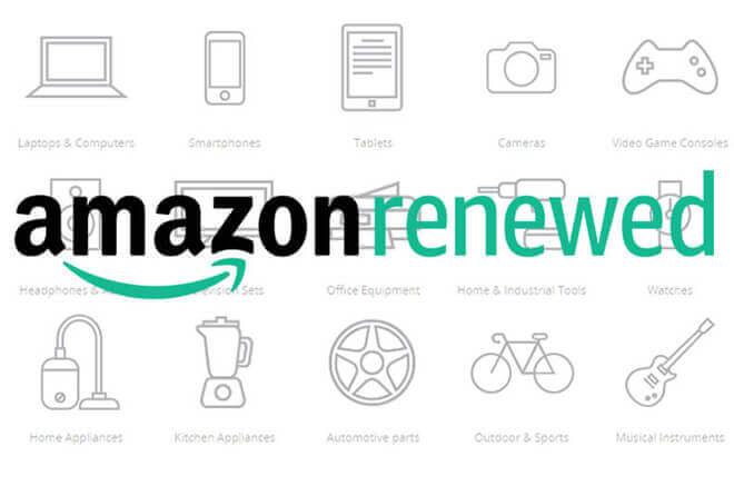 Comprar productos reacondicionados en Amazon Renewed: ¿Sí o no?