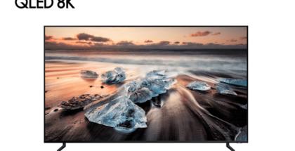 Samsung QLED TV 8K es presentado en la IFA 2018