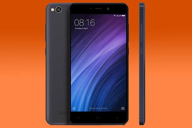 foto del telefono Xiaomi Redmi 4a