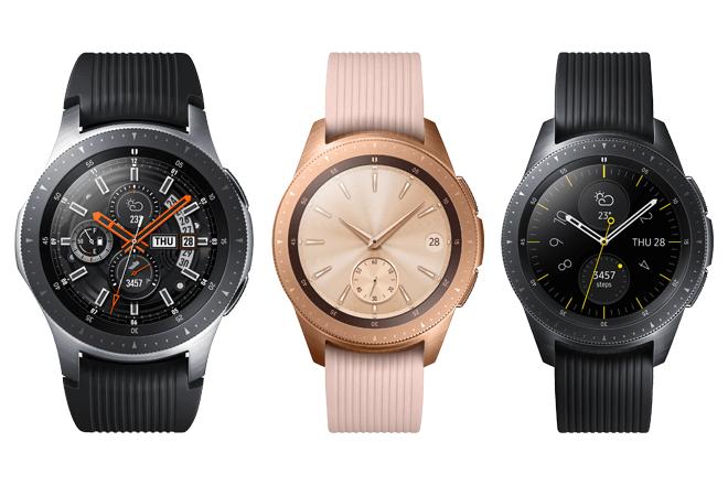 Galaxy Watch: Características en detalle del nuevo smartwatch de Samsung