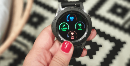 Galaxy Watch 42mm en color