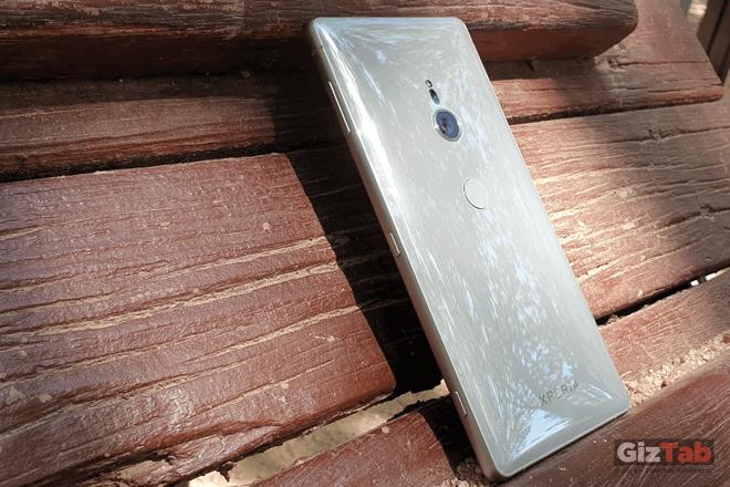 El Sony Xperia XZ2 tiene diseño elegante y uniforme