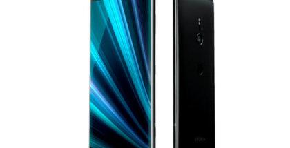 Foto de Sony Xperia XZ3 con precio de lanzamiento
