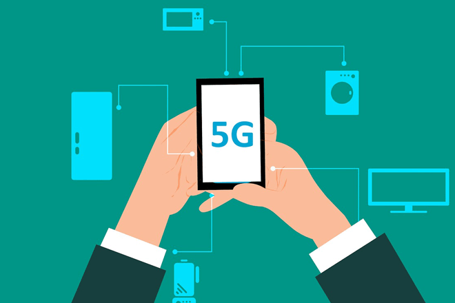 Smartphone 5G: Lista de móviles 5G anunciados hasta ahora
