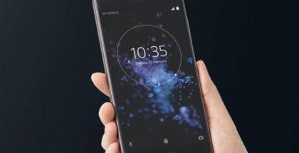 Foto de Sony Xperia XZ2 Premium con precio de lanzamiento