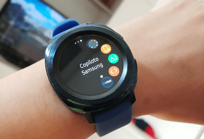 Copiloto Samsung, la app para evitar accidentes de tráfico por somnolencia, supera las 25 mil descargas