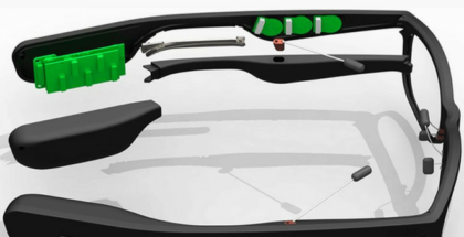 gafas inalámbricas para disgnósticar enfermedades neurológicas