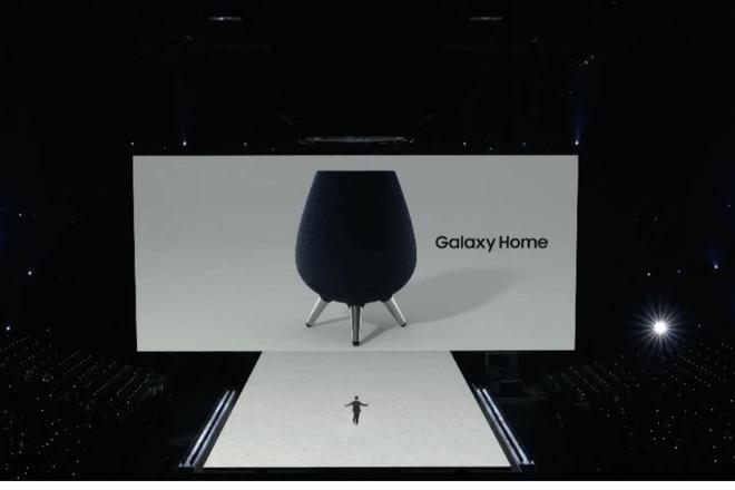 Galaxy Home: Samsung lanza su propio altavoz inteligente con Bixby
