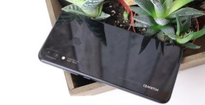 El Huawei P Smart Plus tiene cuatro cámaras