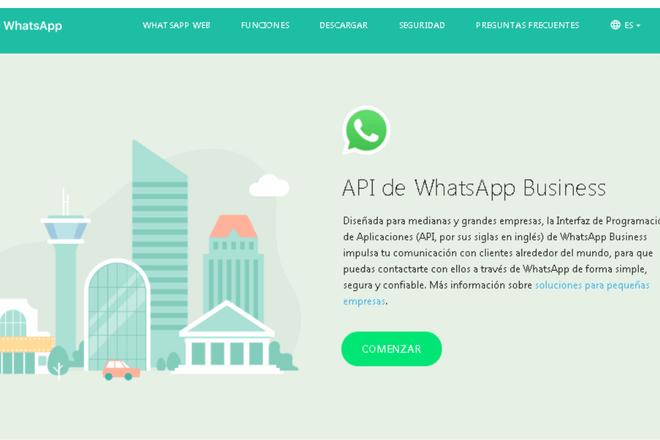 novedades de Whatsapp dedicado a las empresas.