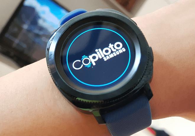 Descargar la app Copiloto Samsung es posible de forma gratis para todos los smartwatch