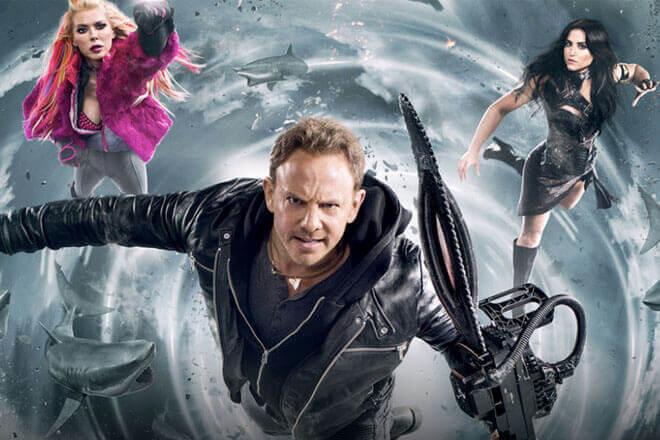 foto de la serie sharknado