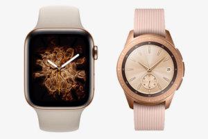 Apple Watch Vs Galaxy Watch
