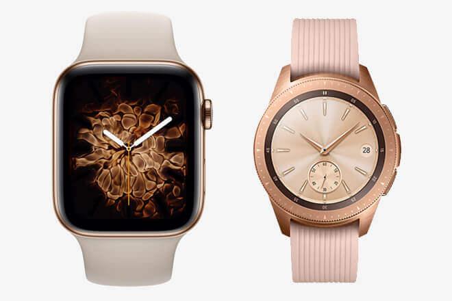 Apple Watch Vs Galaxy Watch: Comparativa del mejor smartwatch 2018