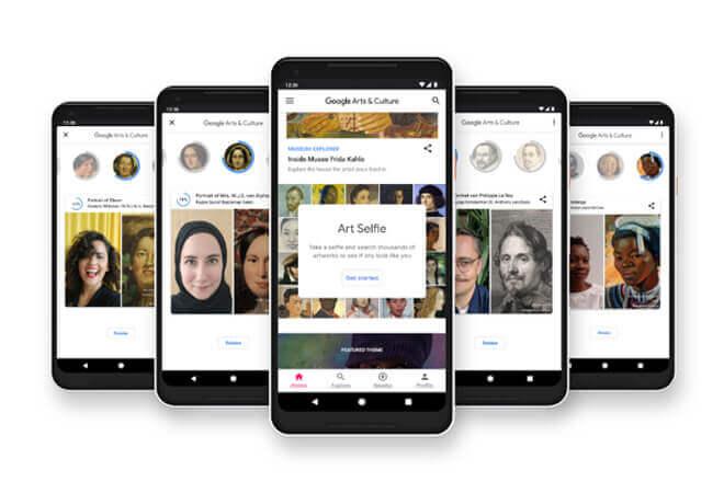 Art Selfie de Google: Averigua si te pareces a una obra de arte