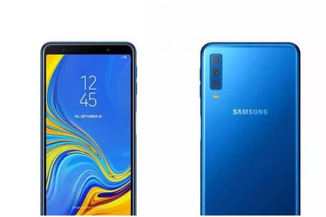 30b2599cced Galaxy A9 Pro 2018: características, precio y lanzamiento - GizTab