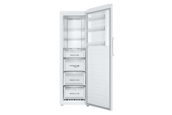 Este nuevo congelador de Haier tiene la ventaja de transformar totalmente en refrigerador.