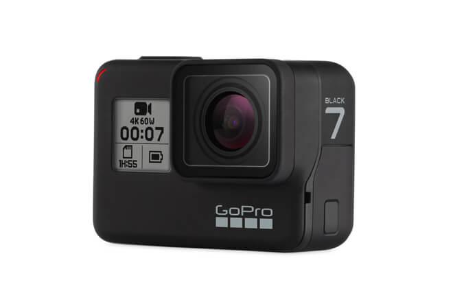 GoPro HERO7: Características y precio de la nueva cámara GoPro