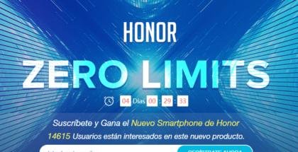 HONOR regala el nuevo Smartphone de la marca a uno de sus seguidores