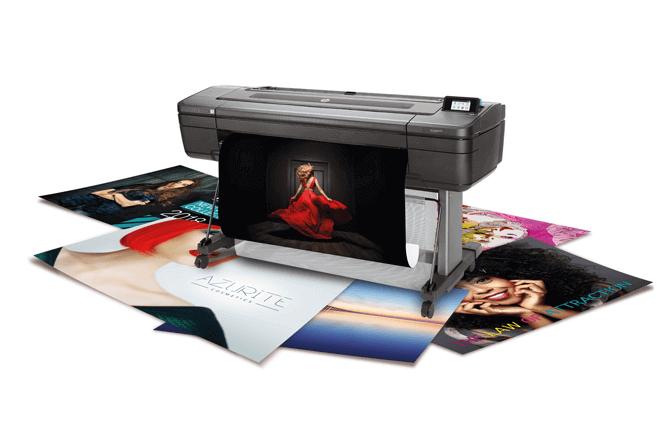 Nueva impresora HP DesignJet Z9+