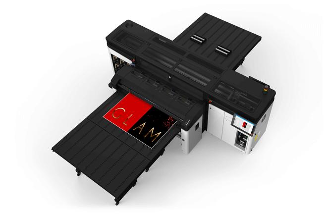 Nueva impresora HP Latex R1000
