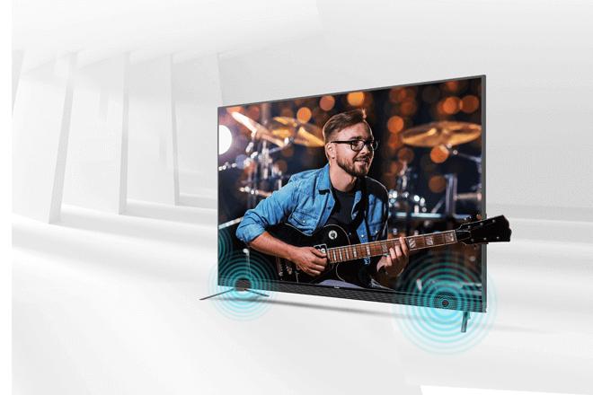 Haier ampliar su oferta de televisores con una gama premium en diseño y tecnología conectada