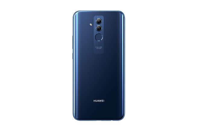 Foto de Huawei Mate 20 lite y sus características