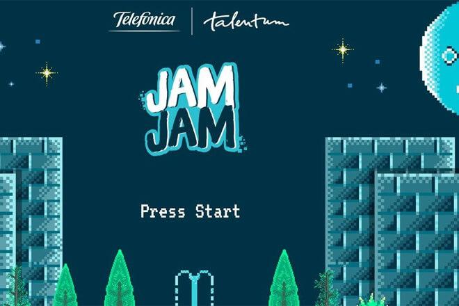 Telefónica premia el talento de los creadores de videojuegos en la Jam Jam de Talentum