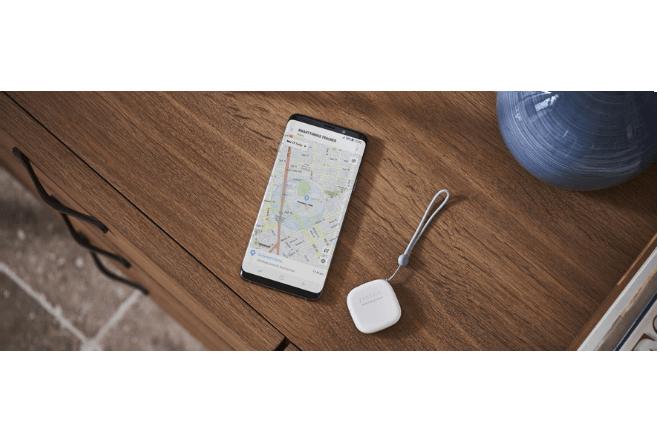 Con el llavero inteligente de Samsung ya no perderás nada