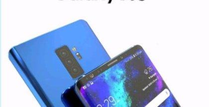 Samsung promete un rediseño drástico para el Galaxy S10