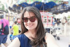 Selfie con el Huawei P Smart +