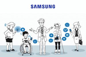 """""""Tecnología para Todos"""" de Samsung"""