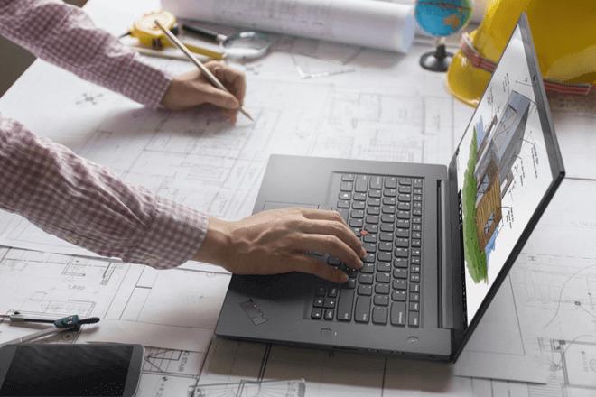 Trabajo y diversión con el nuevo ThinkPad X1 Extreme