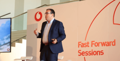 Tercera edición de Fast Forward Awards de Vodafone