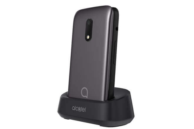 características del Alcatel 3026 Senior Phone