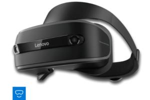 casco de realidad aumentada Lenovo