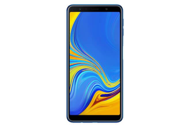 Samsung Galaxy A7 2018: Características y precio