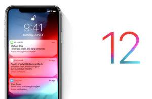 Foto de iOS 12 novedades