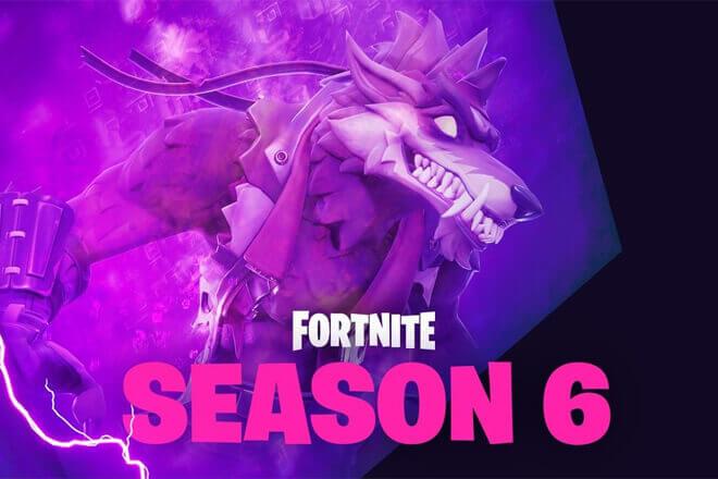 6 novedades claves de la temporada 6 de Fortnite