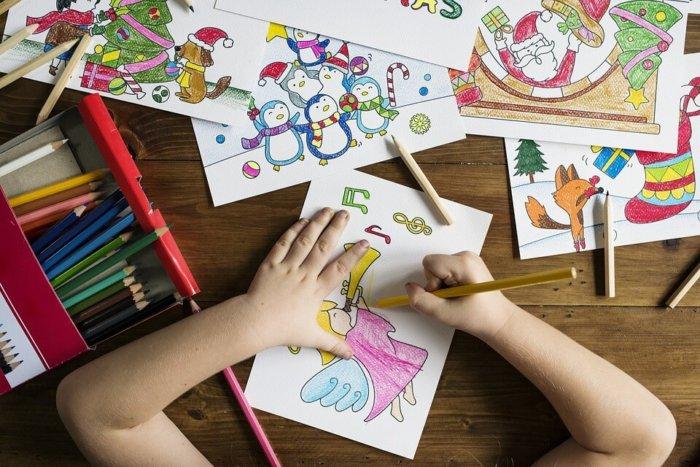 Dibujos para imprimir y colorear: Primavera, animales, flores y más