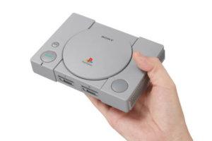 Foto del precio de la PlayStation Classic