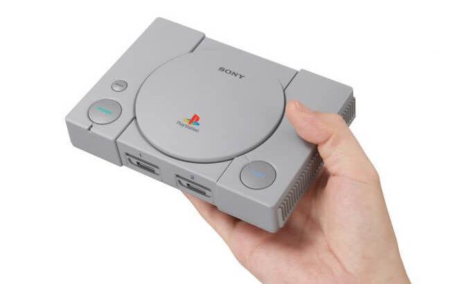 PlayStation Classic: precio y características de la mini PlayStation