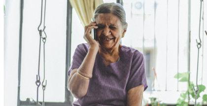 foto de abuela