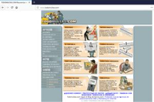 web todomultas.com