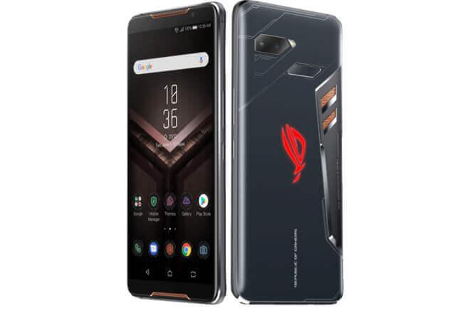 Así es ASUS Rog Phone, el móvil gaming de ASUS