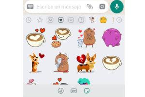 Cómo usar los stickers de WhatsApp