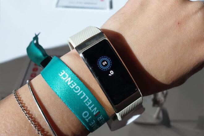 Huawei Band 3 Pro: la pulsera de actividad con inteligencia Artificial