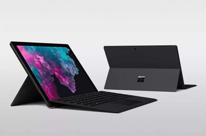Surface Pro 6: precio y características